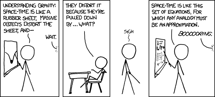 Hooray, Physics!