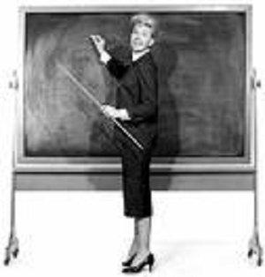 Rockin' Teacher