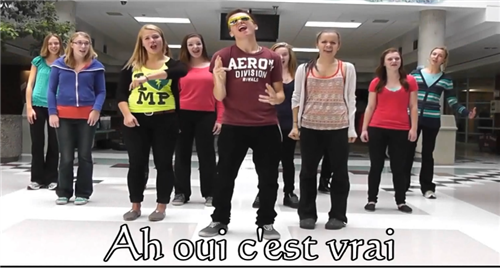 Gangnam Style / French Style