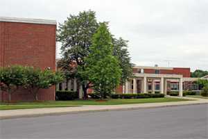 New Paltz High School