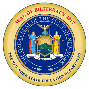 New Paltz New York >> Seal of Biliteracy Application / Overview